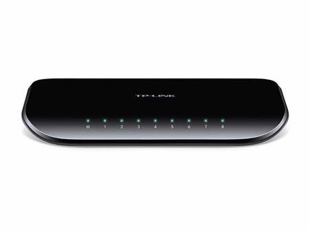 SWITCH 8 PORT TP-LINK TL-SG1008D GIGABIT