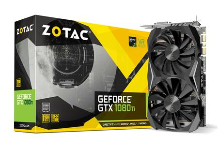 VGA GEFORCE GTX 1080 Ti Mini 11GB GDDR5X ZOTAC