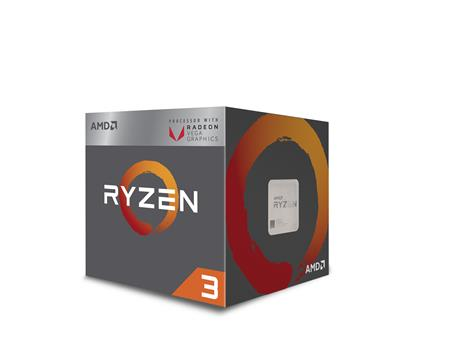CPU AMD AM4 Ryzen 3 2200G
