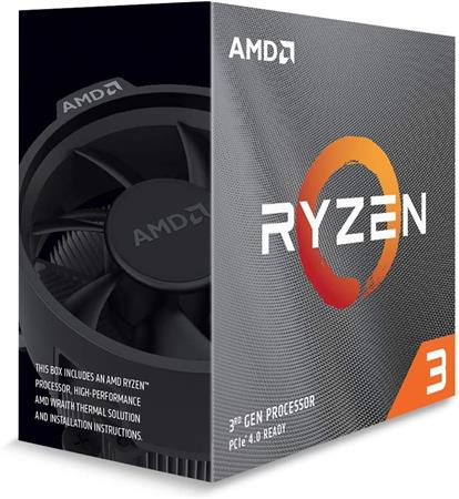 CPU AMD AM4 RYZEN 3 3100