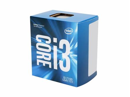 CPU INTEL 1151 CORE I3 7100