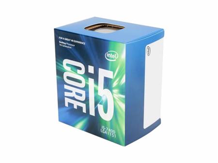 CPU INTEL 1151 CORE I5 7400