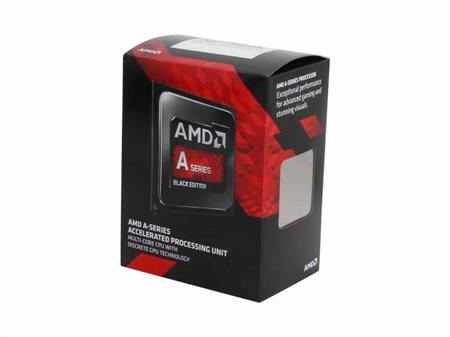 CPU AMD FM2+ A10 7850K QUAD CORE APU