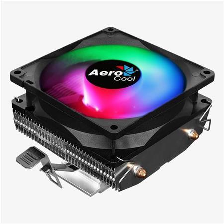 COOLER AEROCOOL AIR FROST 2 -FRGB, 3P- (115X/775/FM1/FM2/AM3+/AM3/AM2+/AM2/AM4)