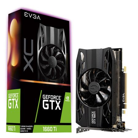 VGA GEFORCE GTX 1660 Ti 6G XC GAMING EVGA