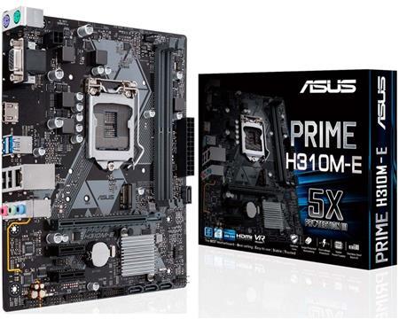 MB ASUS 1151 PRIME H310M-E