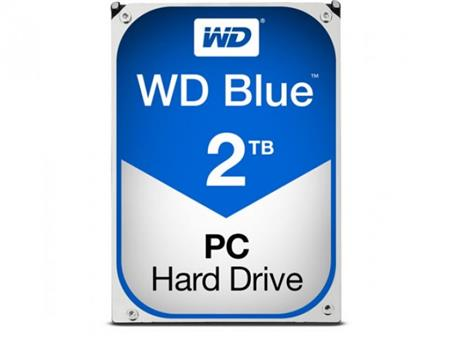 HD 3.5 SATA3 2TB WD BLUE