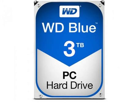 HD 3.5 SATA3 3TB WD BLUE