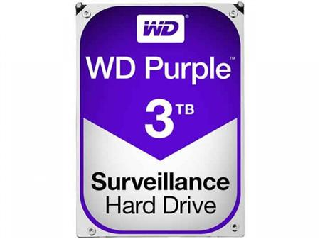 HD 3.5 SATA3 3TB WD PURPLE