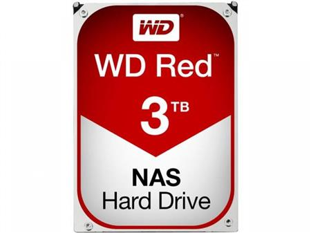 HD 3.5 SATA3 3TB WD RED