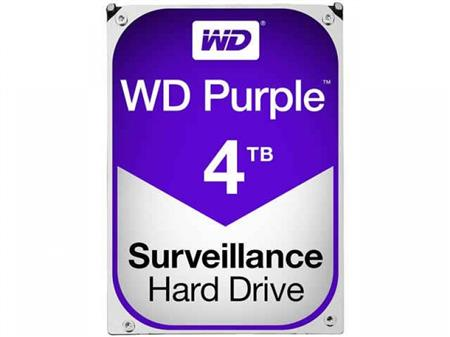 HD 3.5 SATA3 4TB WD PURPLE