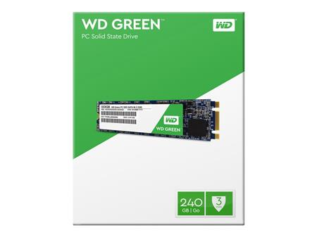 SSD 2.5 SATA3 WD GREEN 240GB M2