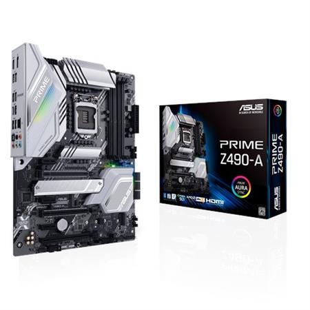 MB ASUS PRIME Z490-A