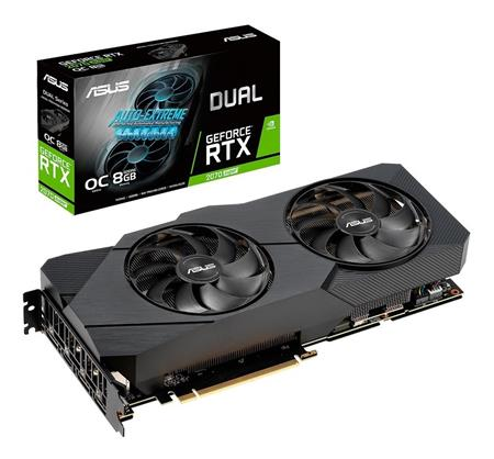 VGA GEFORCE RTX 2070 SUPER 8GB GDDR6 ASUS DUAL