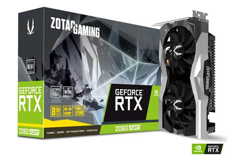 VGA GEFORCE RTX 2060 SUPER 8GB GDDR6 ZT-T20610E-10M
