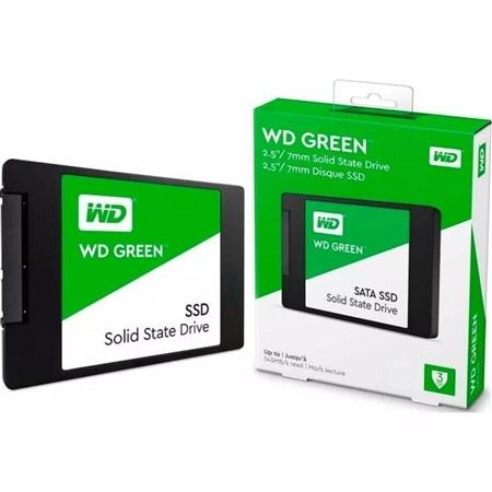 SSD 2.5 SATA3 WD GREEN 480GB