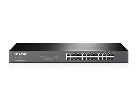 SWITCH TP-LINK 24 PORT GIGABIT RACKEABLE TL-SG1024