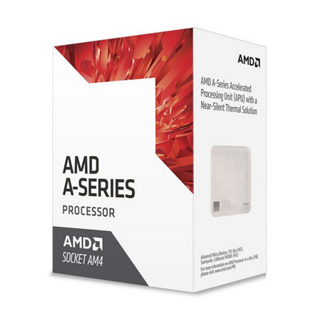 CPU AMD AM4 A10 9700 QUAD CORE APU