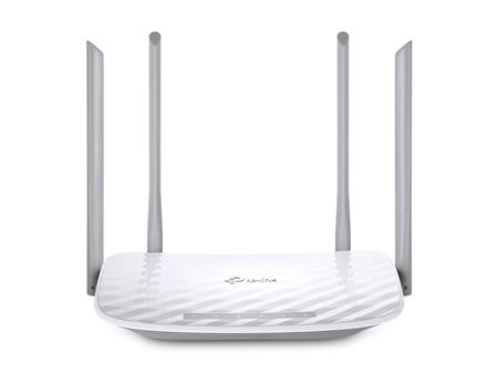 ROUTER WIRELESS TP-LINK ARCHER C50 AC1200 W ir Dual Band