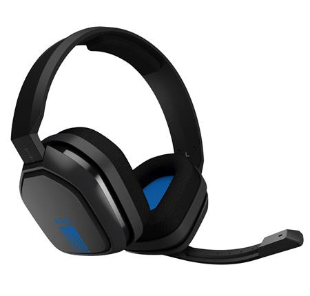 HEADSET ASTRO A10 GAMING C/MIC PARA PS4 BLUE