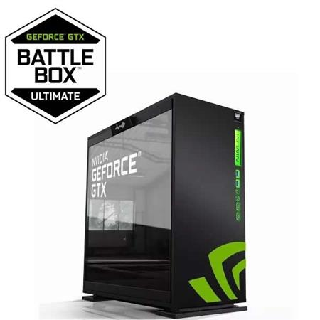 PC GeForce GTX Battlebox Ultimate GeForce GTX 1080 Ti i7 8700K  16GB Z370