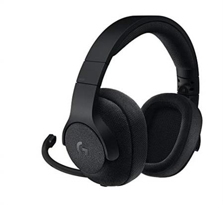 HEADSET LOGITECH G433 GAMING C/MIC 7.1 BLACK