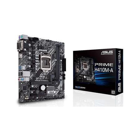 MB ASUS 1200 PRIME H410M-A/CSM