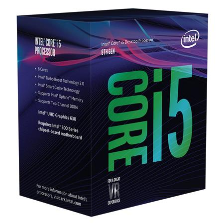 CPU INTEL 1151 CORE I5 8400