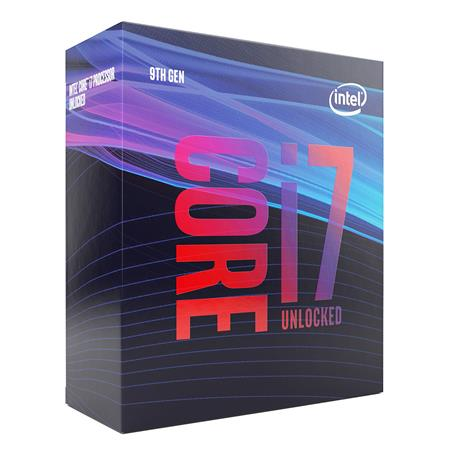CPU INTEL 1151 CORE I7 9700K
