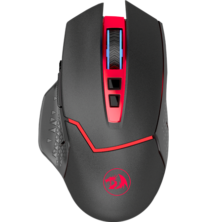 MOUSE INALAMBRICO REDRAGON M690 MIRAGE 2.4GHZ 2400DPI