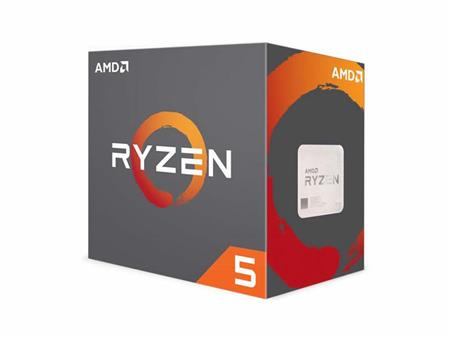 CPU AMD AM4 Ryzen 5 1600x