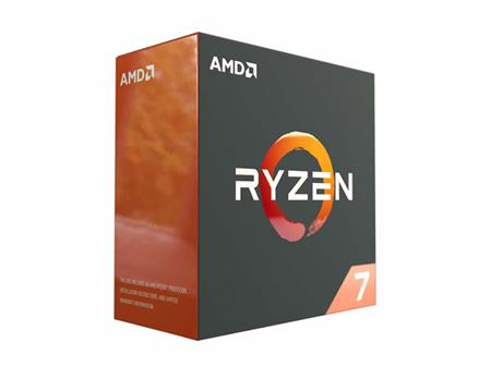 CPU AMD AM4 Ryzen 7 1800X -Sin Cooler-