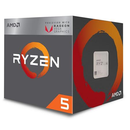 CPU AMD AM4 Ryzen 5 2400G