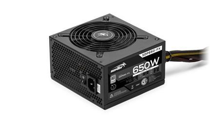 FUENTE ATX SENTEY SDP650-FX 650W 80+ BRONZE