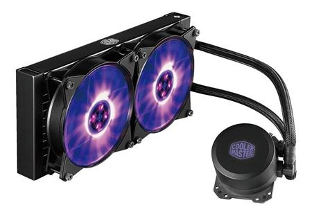 COOLER CPU COOLER MASTER MASTERLIQUID ML240L RGB