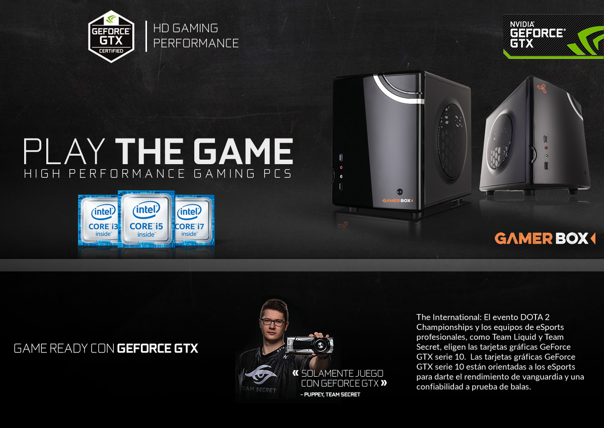 PC Gamerbox